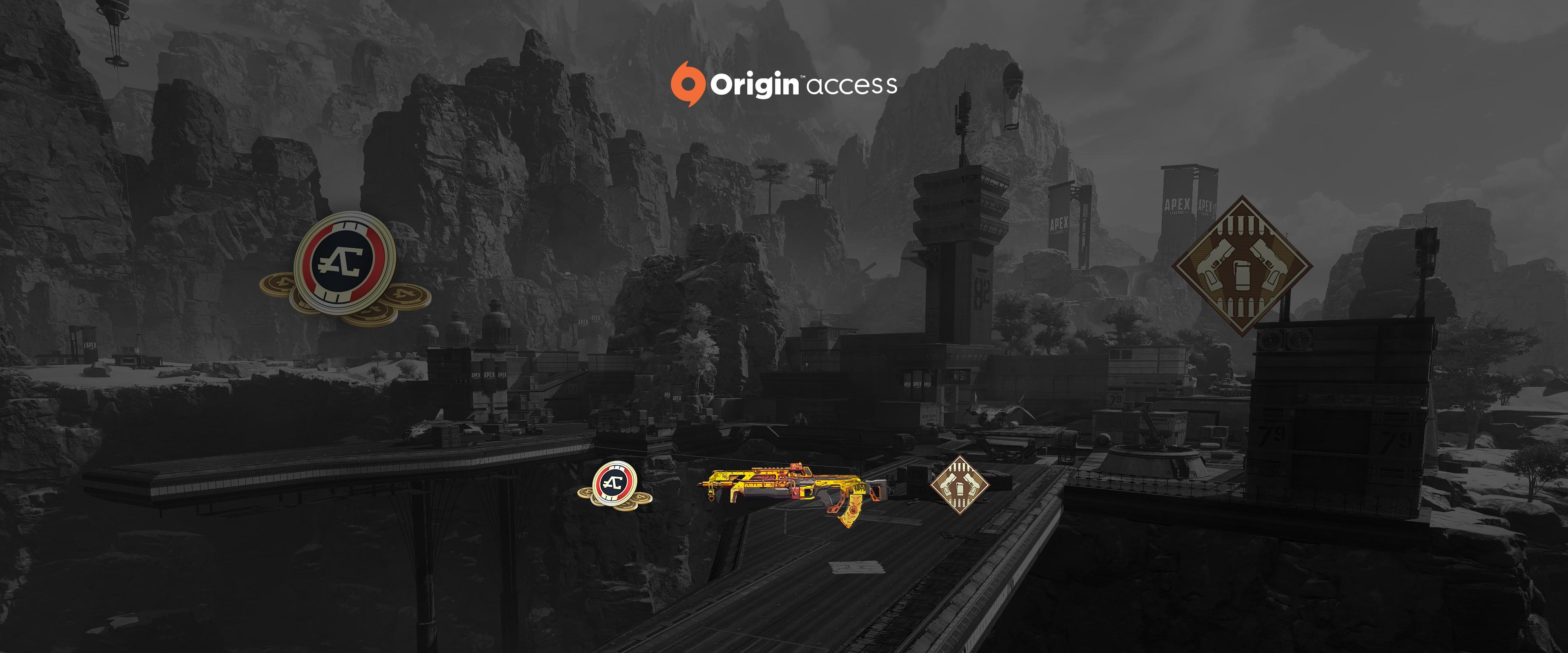 Купить Apex Legends™ — набор основателя