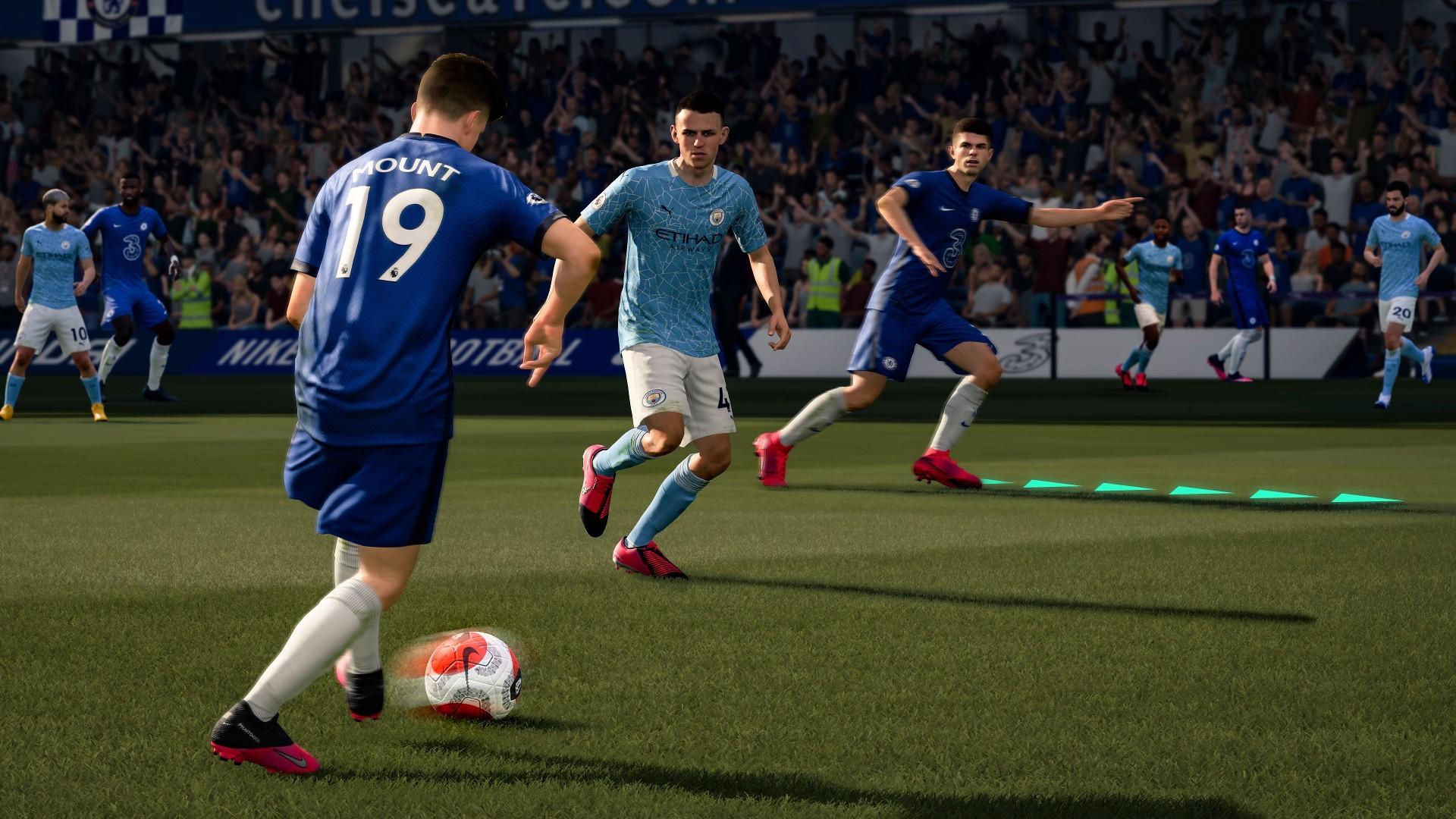 FIFA 21 Standard Edition for PC   Origin