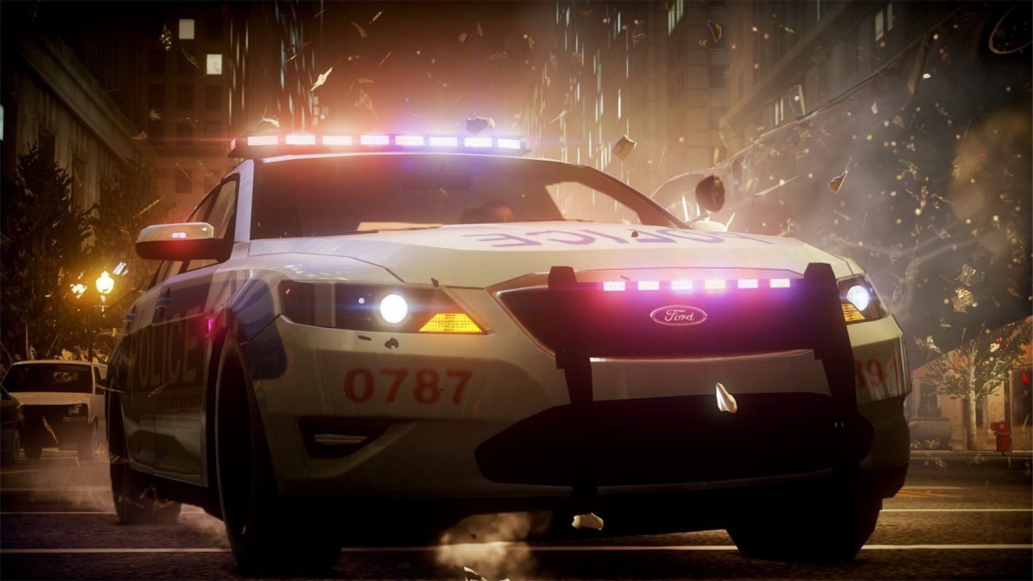โหลดเกมส์ Need for Speed The Run