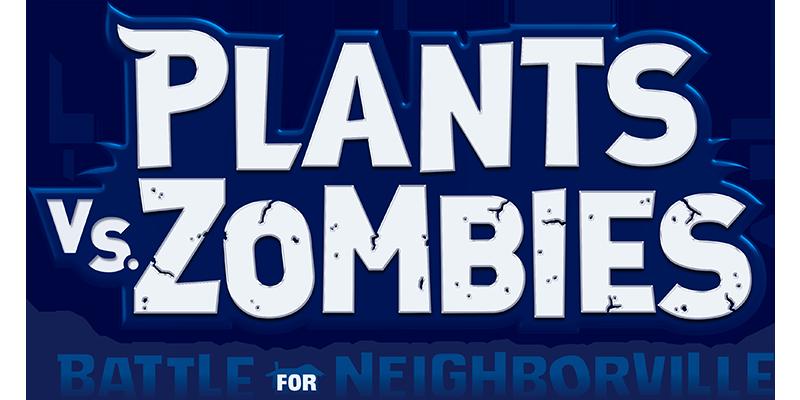 Resultado de imagem para plants vs zombies batalha por neighborville logo png