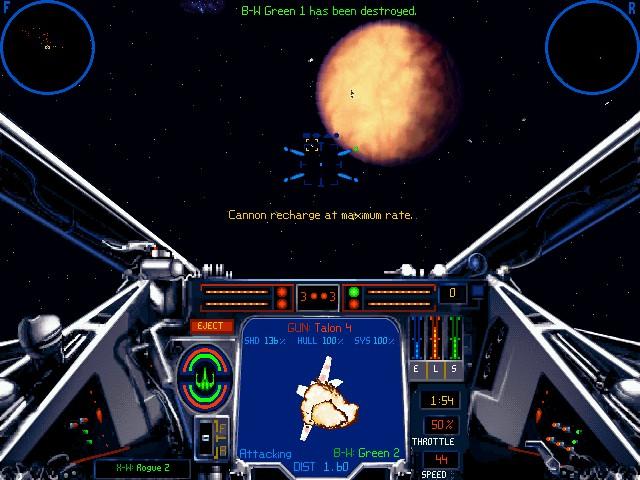 STAR WARS™ X-Wing vs. TIE Fighter + Balance of Power Campaigns para PC   Origin