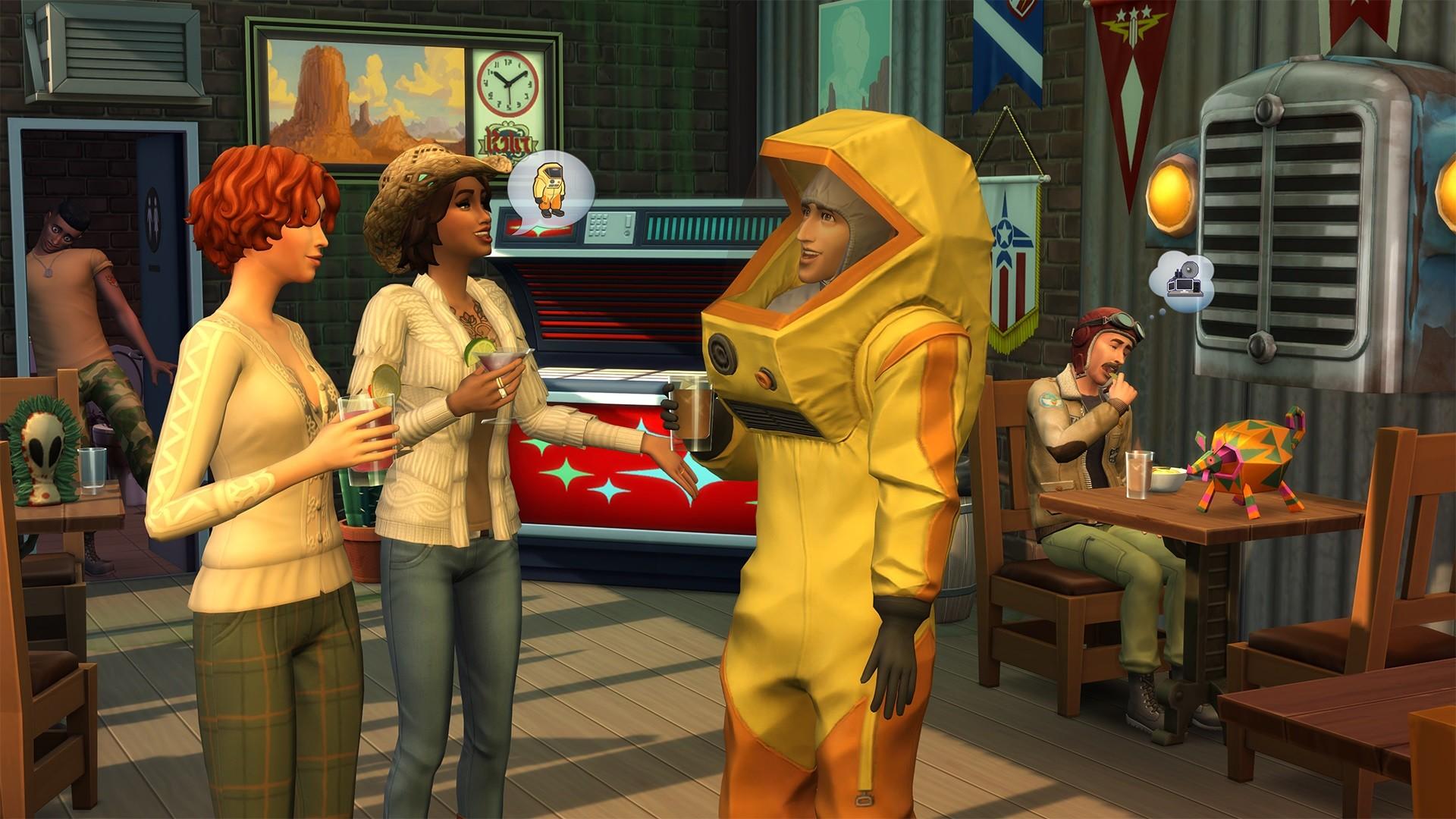 The Sims™ 4 StrangerVille