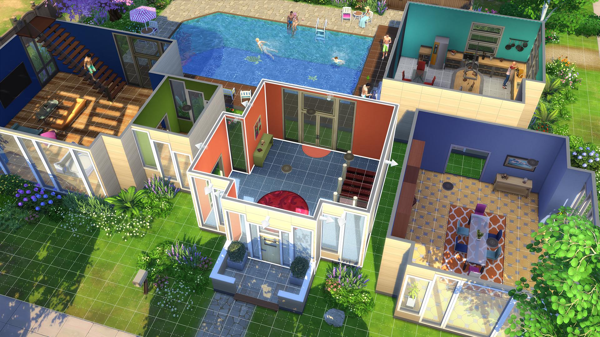 Les Sims 4 Pour Pc Mac Origin