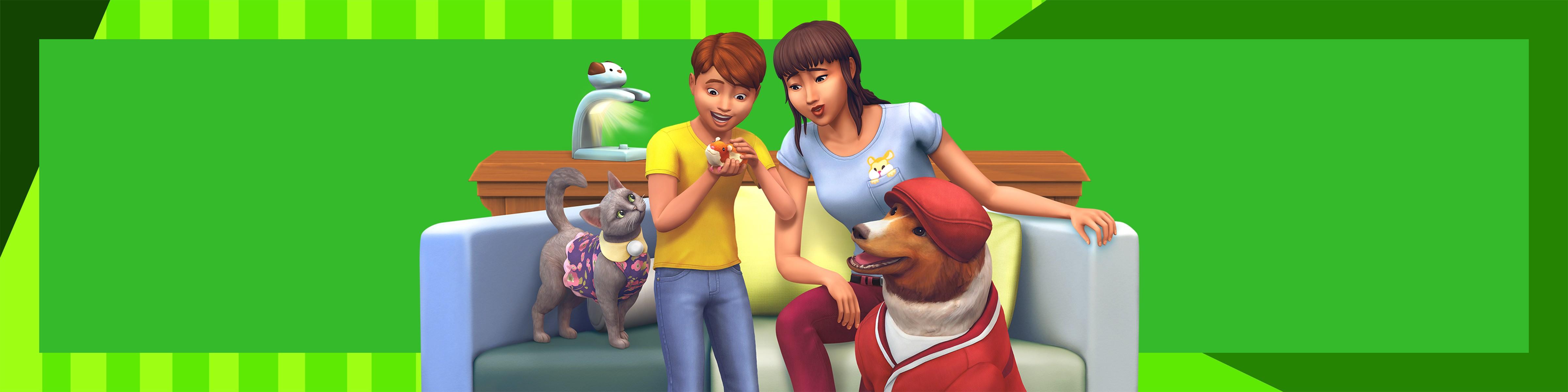 Sims 4 Pets Download Free Mac