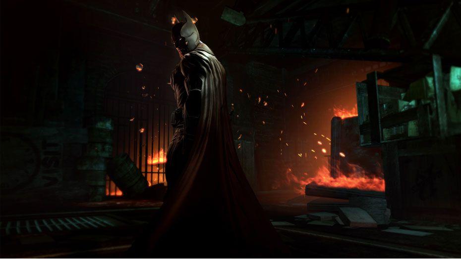 BatmanTM Arkham Origins For PC