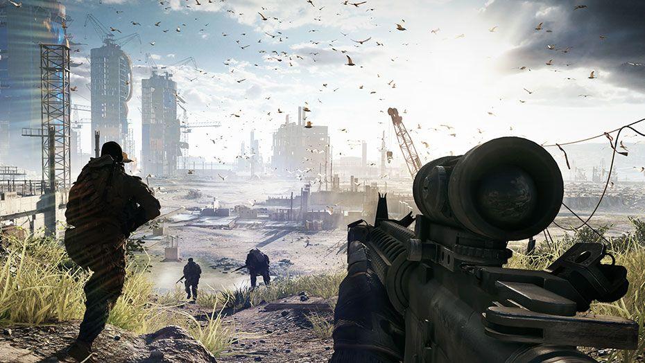 Battlefield 6 Setting