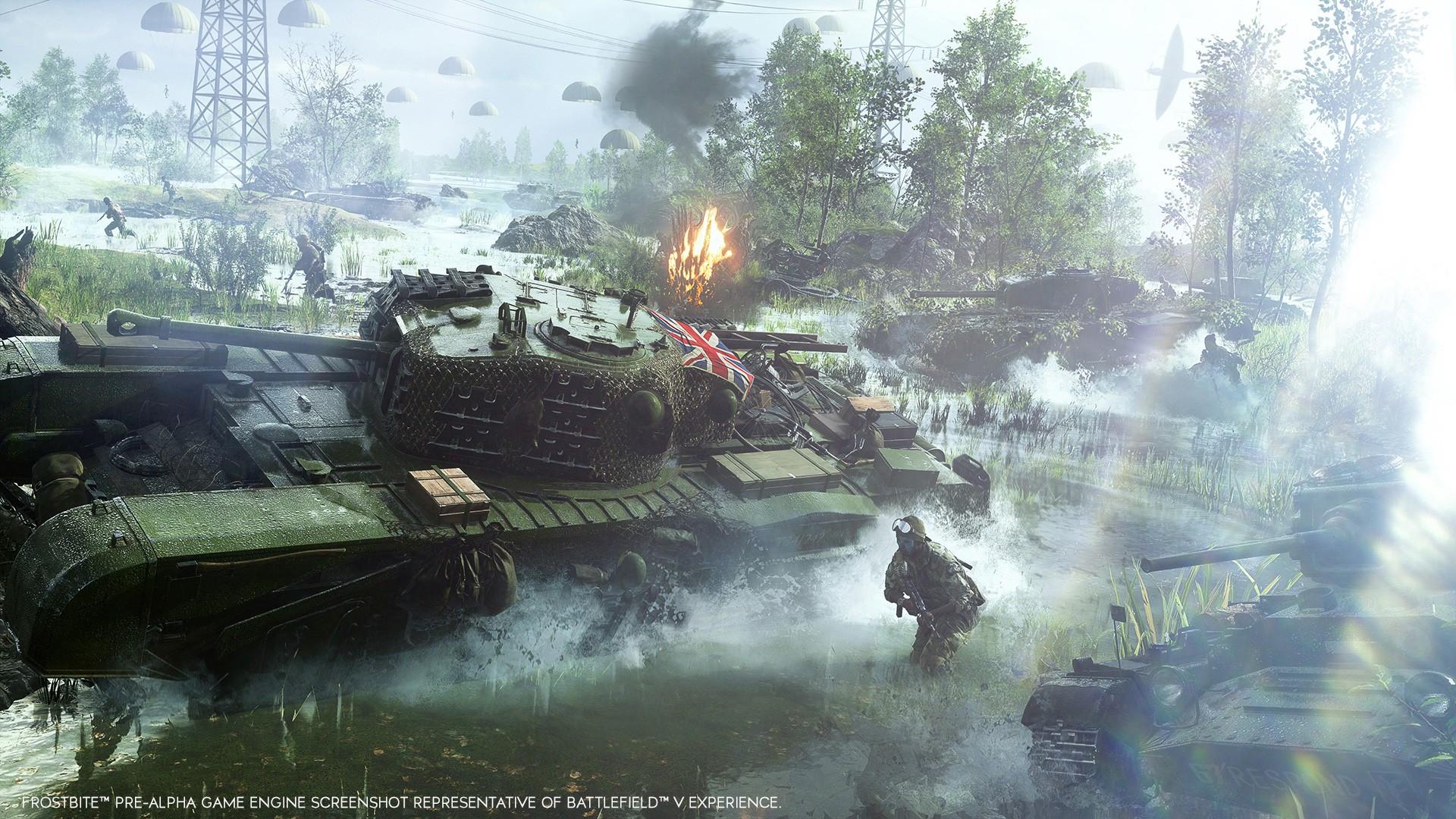 Link Tải Game Battlefield V ( Battlefield V Free Download )