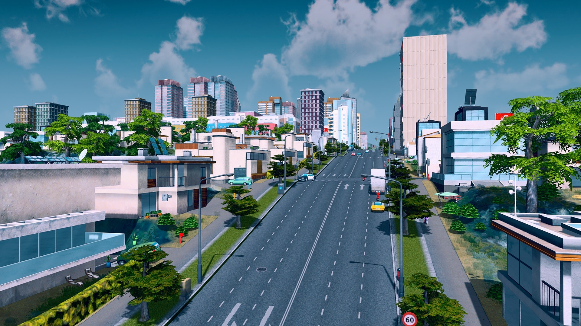 pc 用の cities skylines 英語版 origin