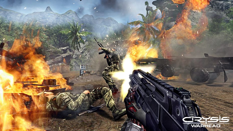 Download Crysis Xbox 360 ISO Free Full Version