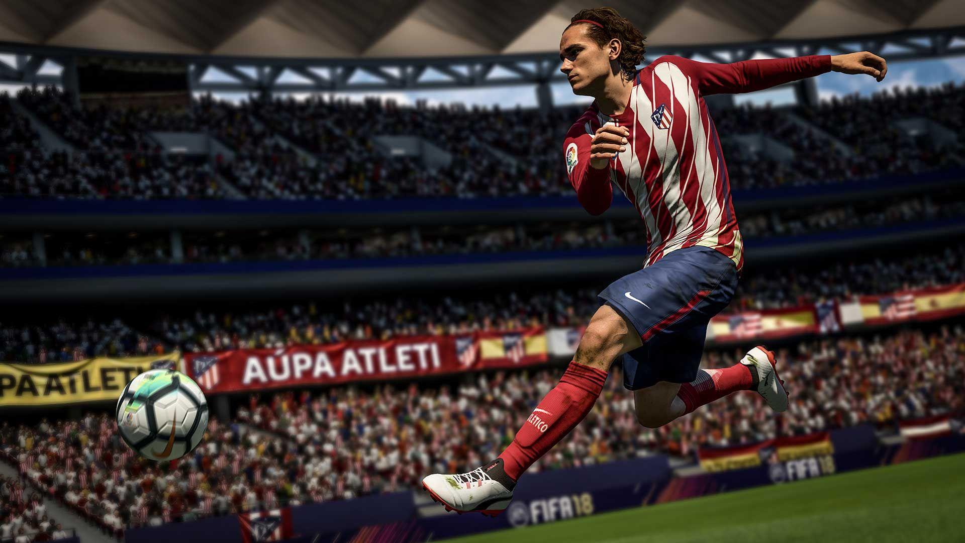 FIFA 18 [EUR] [2017|Rus]