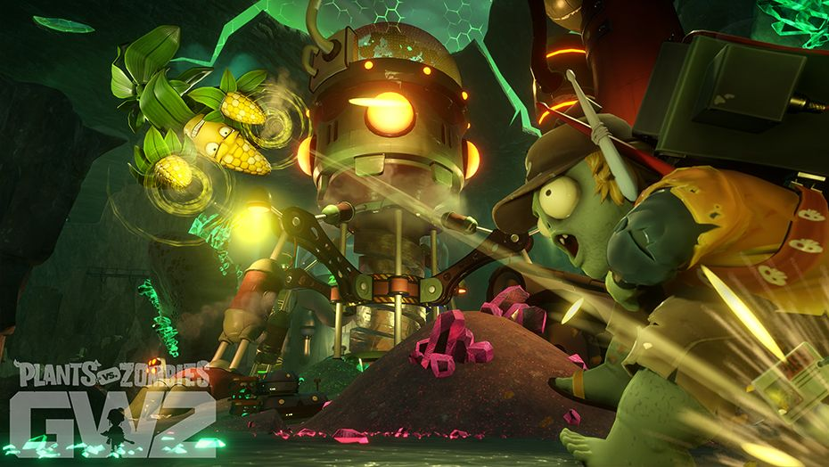 Plants Vs Zombies Garden Warfare 2 Deluxe Upgrade For Pc Origin
