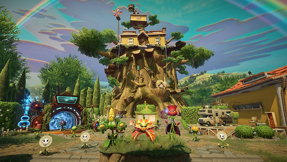 Plants Vs Zombies Garden Warfare 2 For Pc Origin