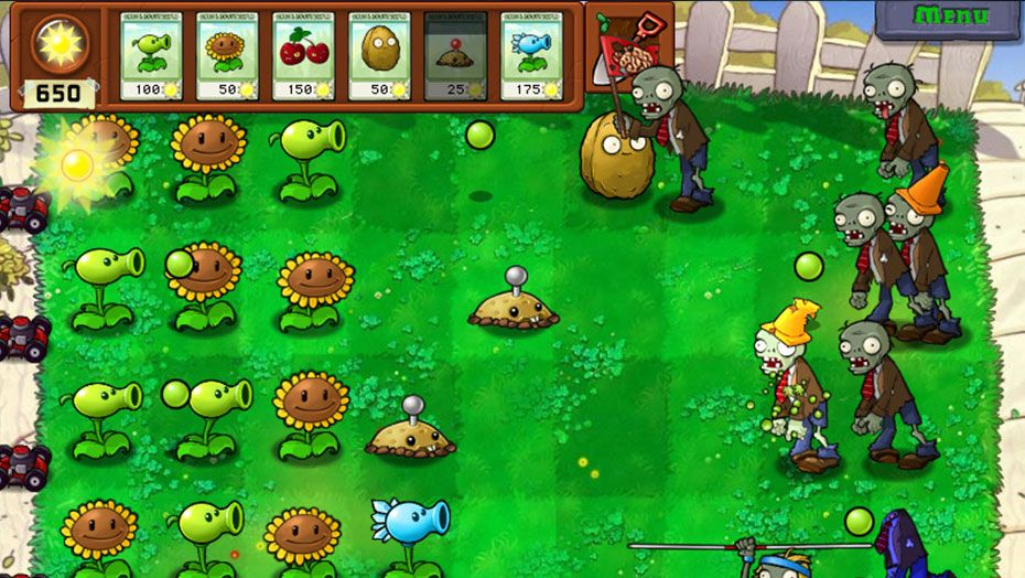 plants vs zombies game for pc free download full version