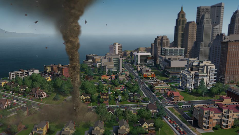 Play simcity on linux without always online.