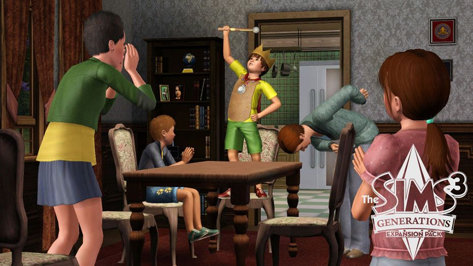 sims 3 generations free download pc