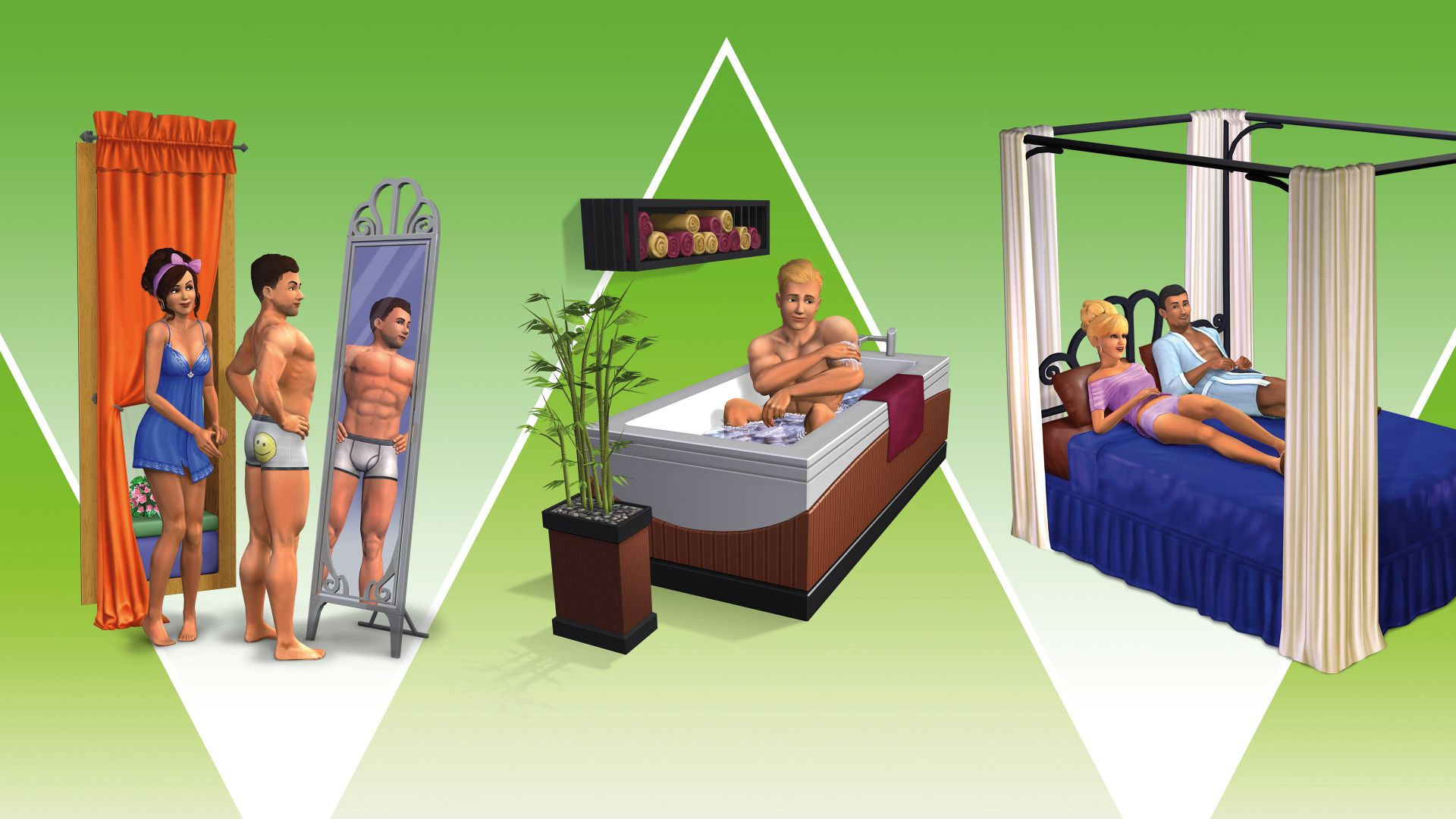 the sims 3 master suite stuff for pc mac origin. Black Bedroom Furniture Sets. Home Design Ideas