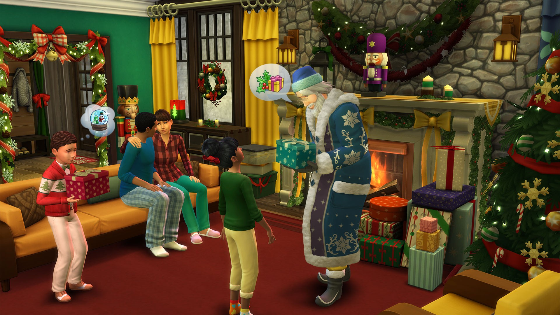 sims 4 seasons download mega