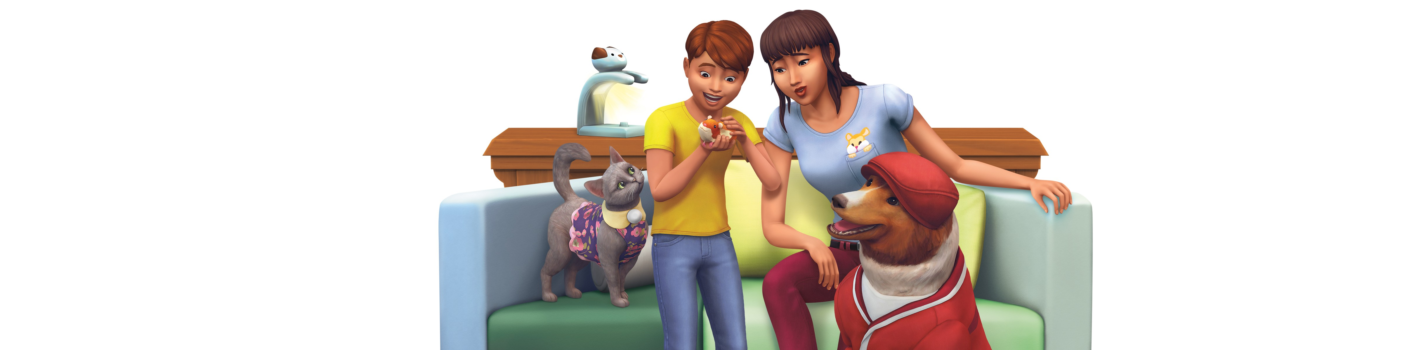 The Sims 4 My First Pet Stuff For Pcmac Origin