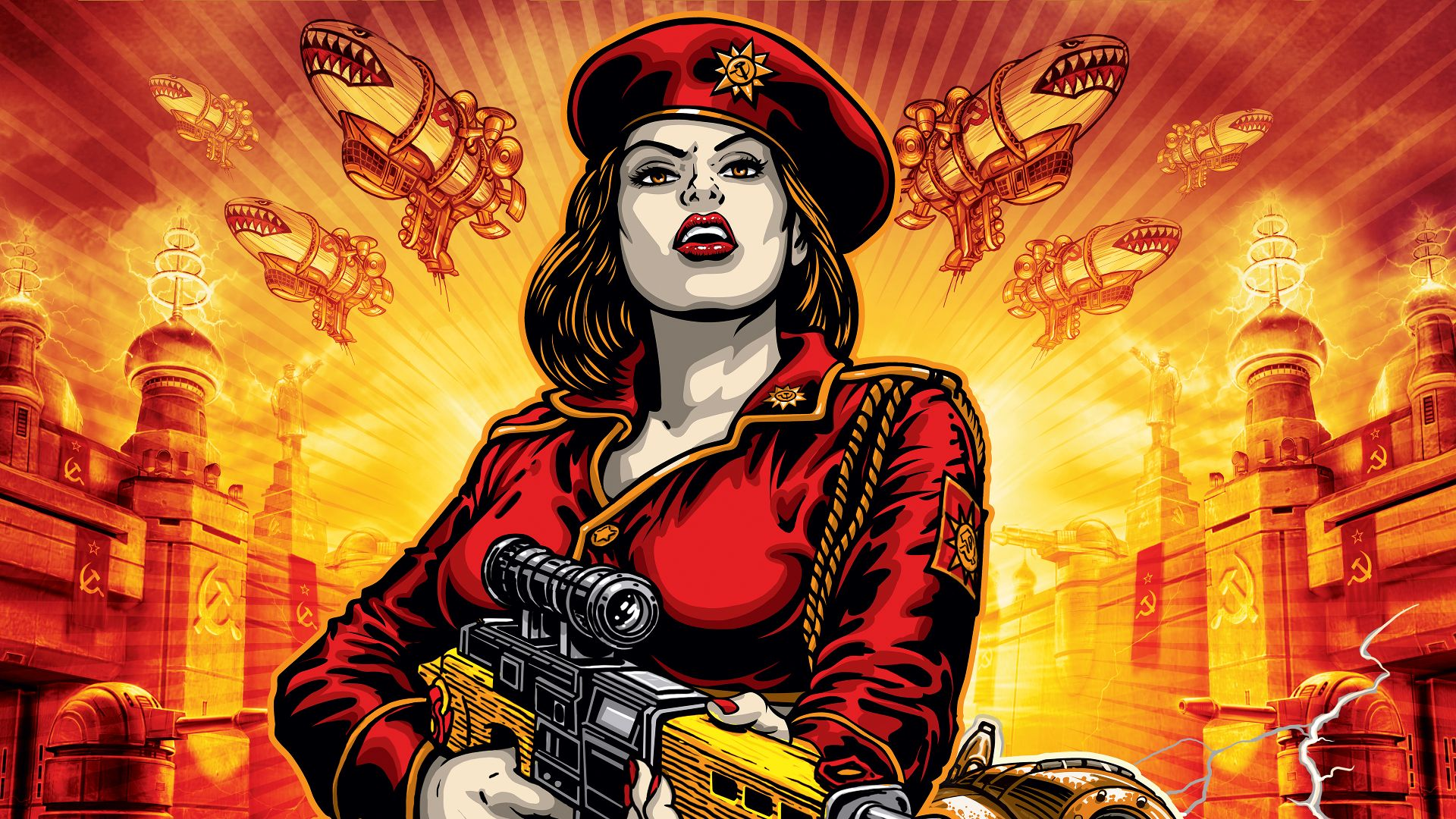 Command & Conquer™ Red Alert™ 3 For PC
