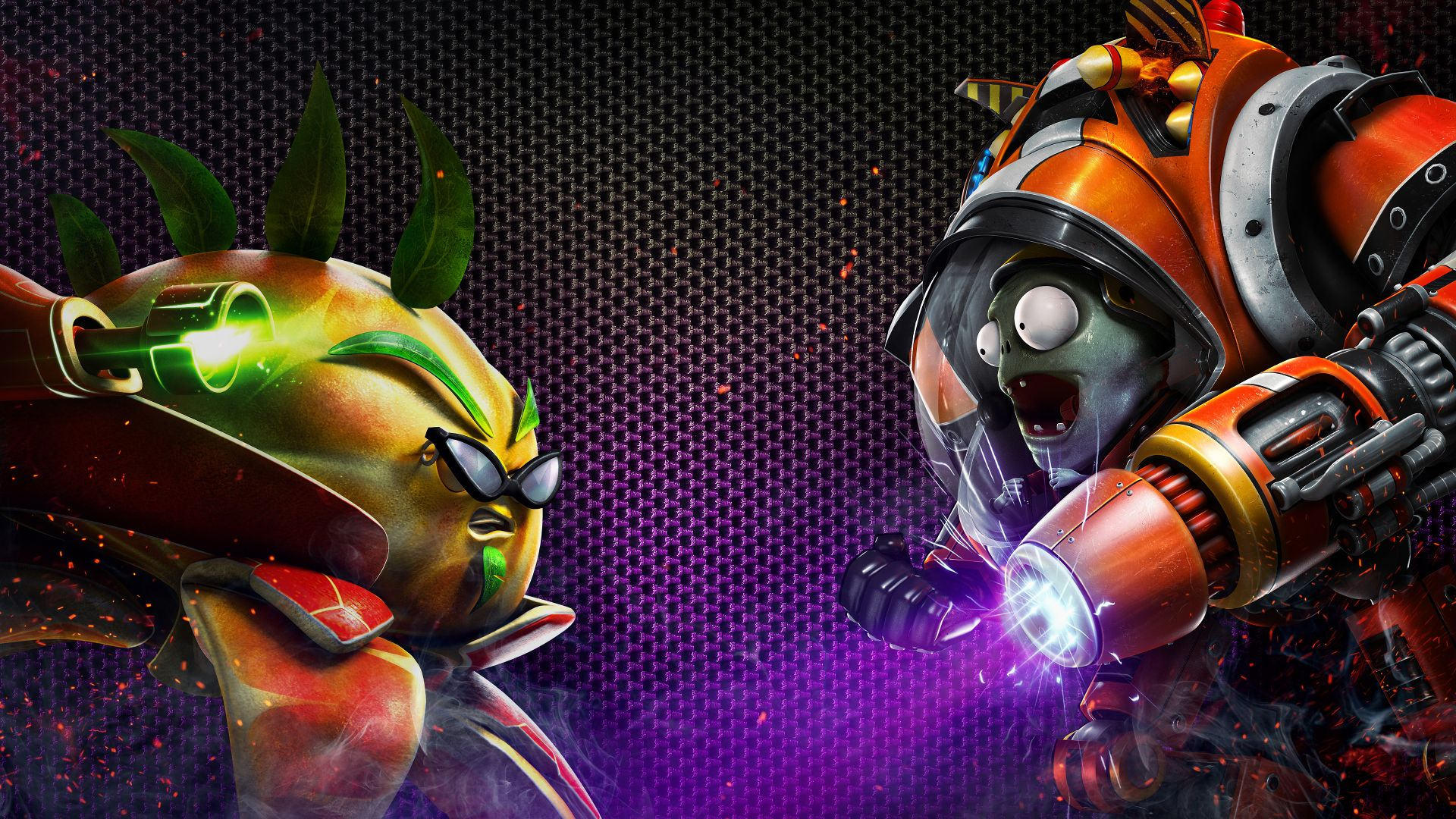 Plants Vs Zombies Garden Warfare 2 Deluxe Edition For