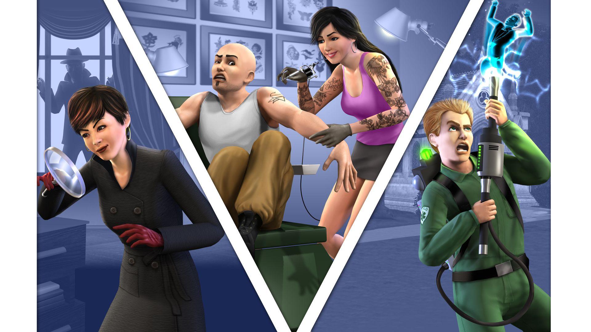 do you need origin access to play sims 4