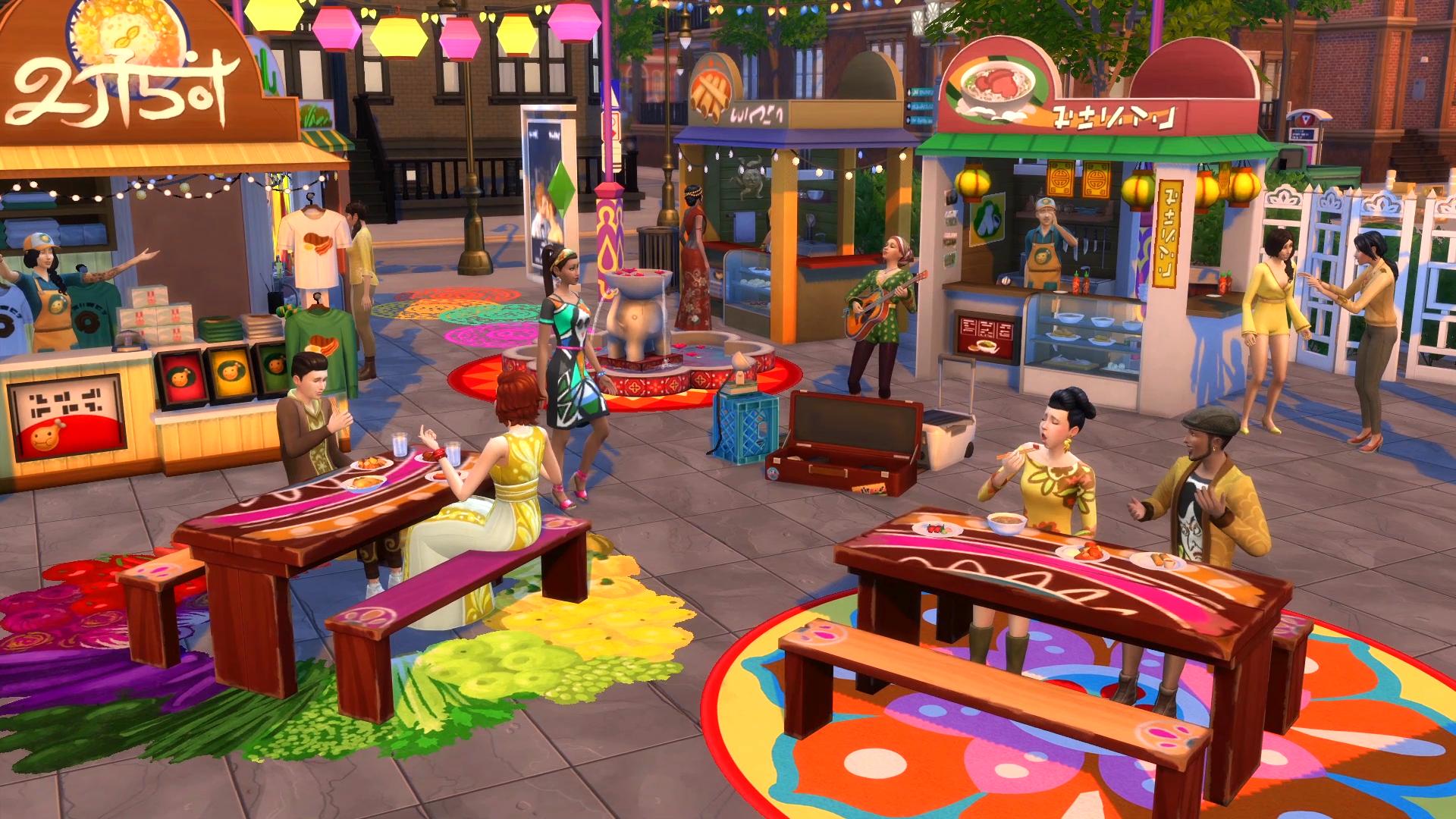 Los Sims 4 Urbanitas pc
